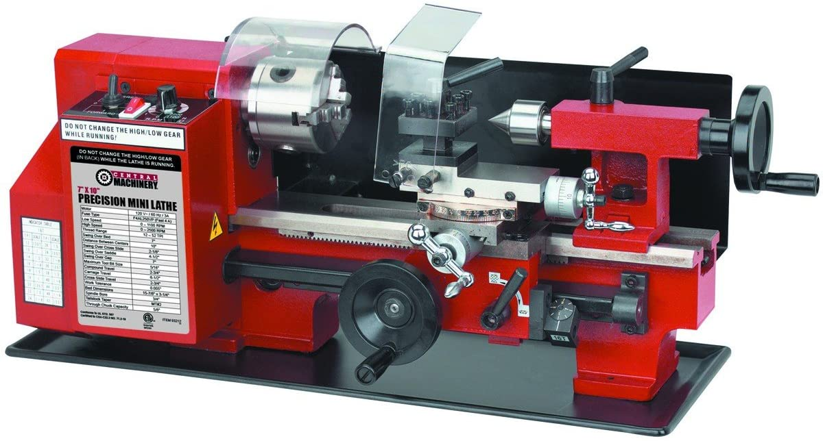 Best Mini Metal Lathes
